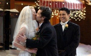3. The One With Phoebe's Wedding