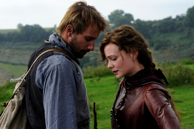 FAR FROM THE MADDING CROWD - 2015 FILM STILL - Pictured: Matthias Schoenaerts as